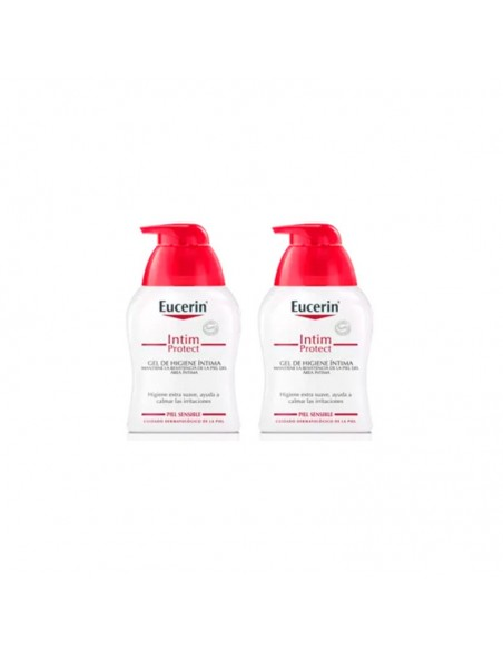 Eucerin Duplo Higiene Íntima 2x250ml