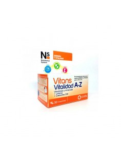 NS Vitans Vitalidad A-Z 30...