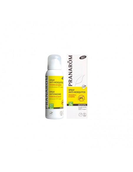 Pranarom Spray mosquitos Atmósf & Tejidos 100 ml