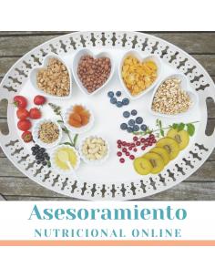 Asesoría Nutricional Online