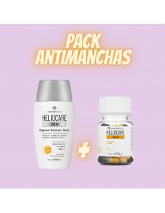 Pack antimanchas o melasma...