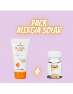 Pack alergia solar heliocare