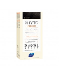 Phyto Color 3 Castaño Oscuro