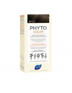 Phyto Color 6 Rubio Oscuro...