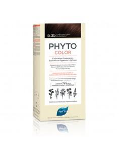 Phyto Color 5.35 Castaño...