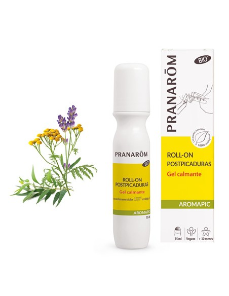 Pranarom Roll-on Gel Calmante 15 ml