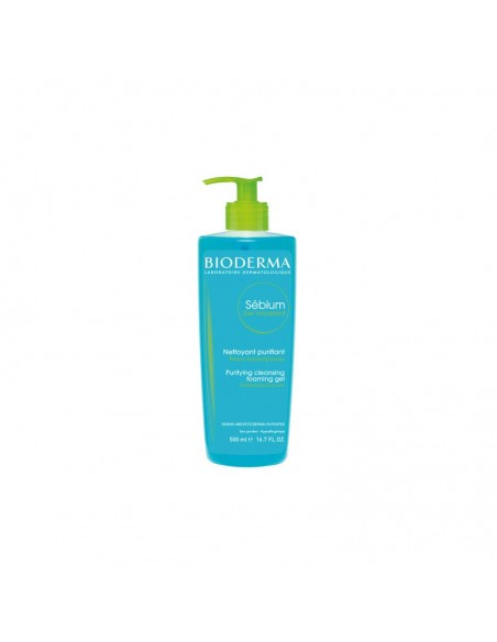 Bioderma Sebium Gel  Limpiador Purificante 500 ml